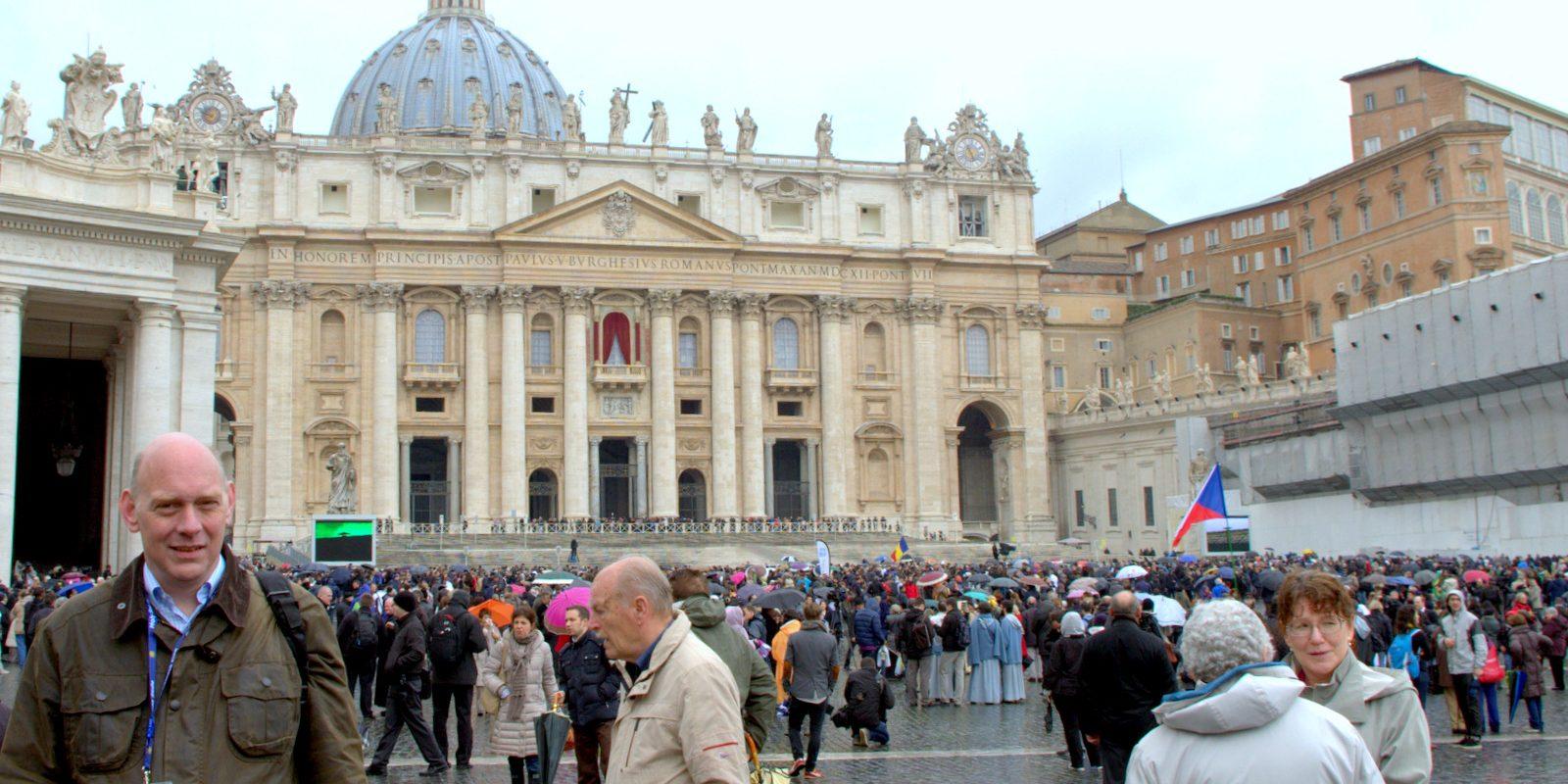 Permalink auf:Rom, der Vatikan und der Rest der Kirche